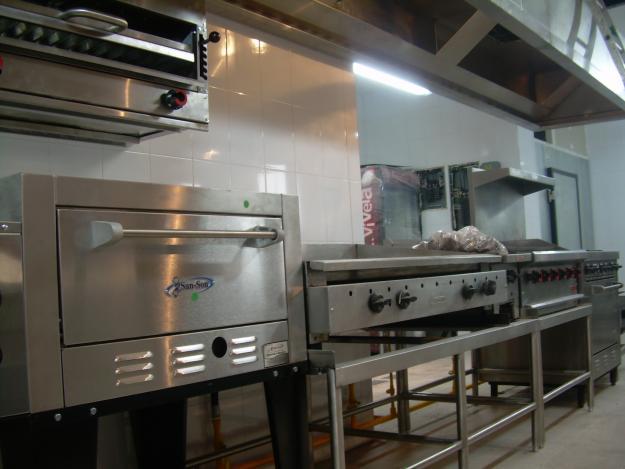 Refacciones y equipos p cocina industrial restaurant pey for Distribucion de cocinas industriales
